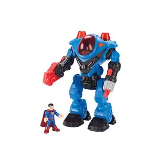 Fisher-Price Imaginext DC Super Friends Superman Protective Suit