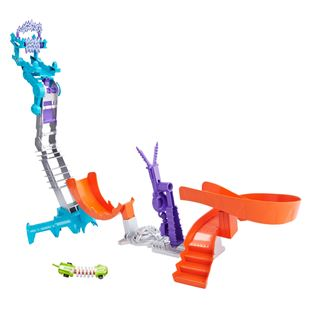 Hot Wheels Mutant Machines Mutation Lab Playset