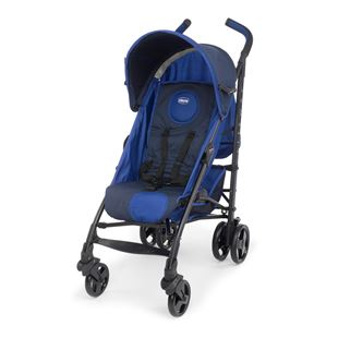 Chicco Lite Way Stroller Top Royal Blue