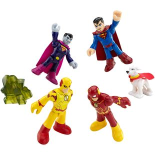 Fisher-Price Imaginext DC Super Friends 5 Figure Pack - Assortment