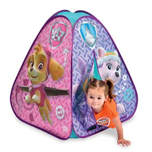 Paw Patrol Skye and Everest Pop-Up Adventure Tent