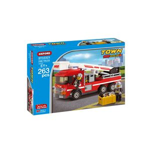 Oxford Town 999 Rescue Fire Engine