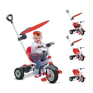 Fisher-Price 3-in-1 Charm Plus Red Tricycle
