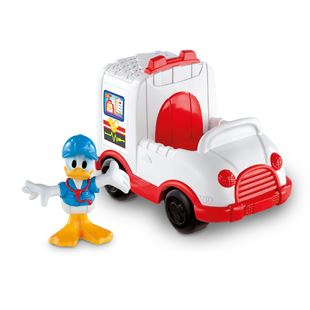 Disney Mickey Mouse Club House Figure and Vehicle Pack