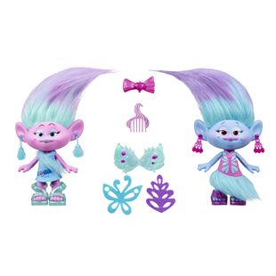 Trolls Satin and Chenille Style Set