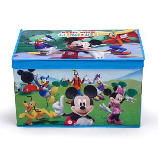 Disney Mickey Mouse Fabric Toy Box