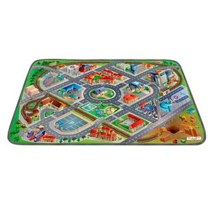Ultra-Soft City Playmat