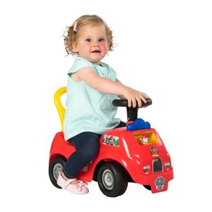 Paw Patrol's Marshall Activity Fire Truck Ride On