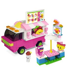 Shopkins Kinstructions Food Fair Truck