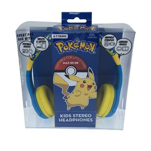 Pokemon Pikachu Junior Headphones