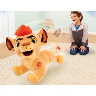 Lion Guard Leap N' Roar Animated Plush