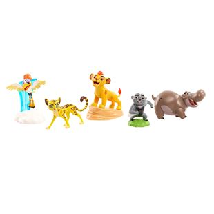 Lion Guard Collectible Figure Set 5 Pack