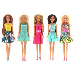 Sparkle Girlz Glimmer and Style 5 Pack