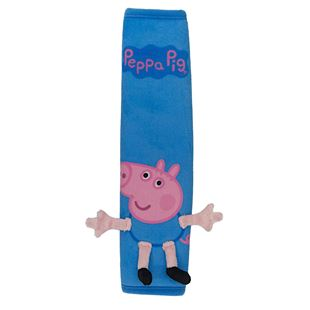 Peppa Pig George Seat Belt Cushion