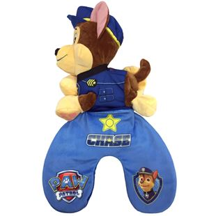 Paw Patrol Chase 2-in-1 Reversible Travel Pillow