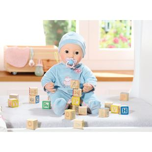 New Baby Annabell Brother Doll