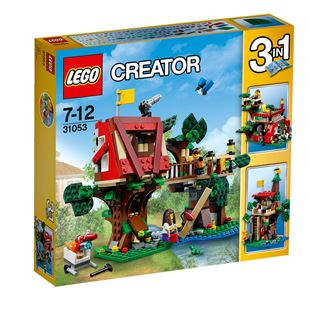 LEGO Creator Treehouse Adventures 31053