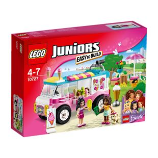 LEGO Juniors Friends Emma's Ice Cream Truck 10727