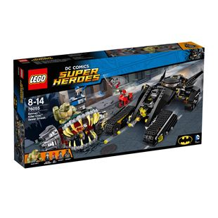 LEGO DC Comics Super Heroes Batman: Killer Croc Sewer Smash 76055