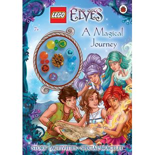LEGO Elves A Magical Journey Activity Book