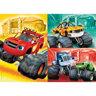 Blaze and the Monster Machines 48 Piece Jigsaws