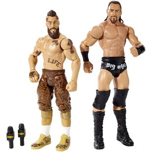 WWE Battle Pack Series 40 Enzo Amore & Big Cass Figures