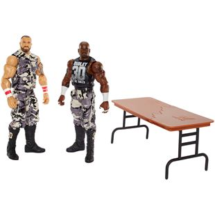 WWE Battle Pack Series 41 Bubba Ray and D-Von Dudley