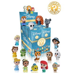 Mystery Minis: Disney Princess Figures - Assortment
