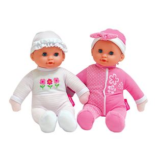 Softie Baby Sounds Doll - Assortment