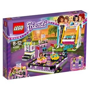 LEGO Friends Amusement Park Bumper Cars 41133