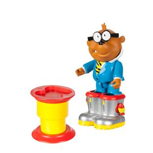 Danger Mouse Penfold Figure and Launcher