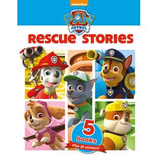 Nickelodeon Paw Patrol Rescue Stories Slipcase