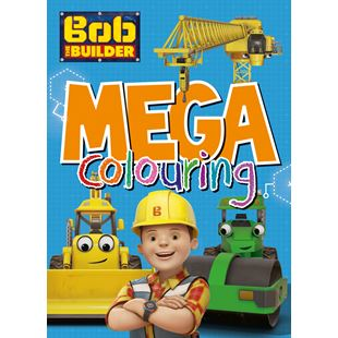 Bob the Builder Mega Colouring Book