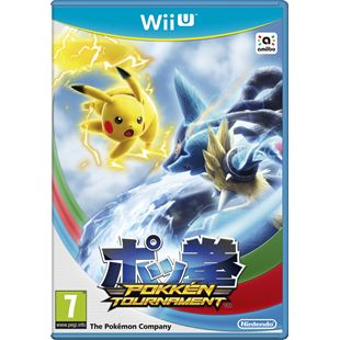 Pokken Tournament Wii U