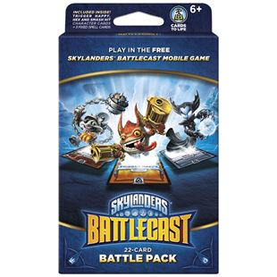 Skylanders Battlecast Battle Pack B - 22 cards