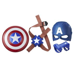 Marvel Captain America: Civil War Magnetic Shield & Gear