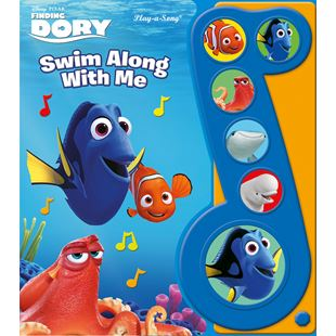 Finding Dory Swim Along With Me Sound Book