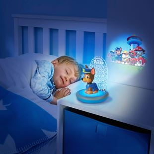 Paw Patrol Chase GoGlow Magic Night Light
