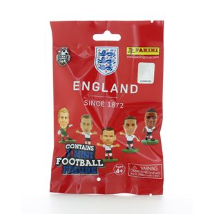 SoccerStarz England Foil Bag - Figures Assortment