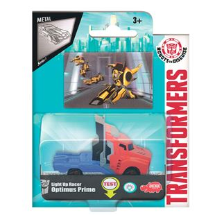 Transformers Light-Up Die Cast Racer
