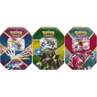 Pokémon TCG XY 2016 Summer Tin - Assortment