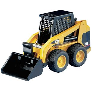 Bruder CAT Skid Steer Loader