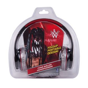 WWE Finn Balor Headphones