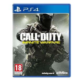Call of Duty: Infinite Warfare Day One PS4