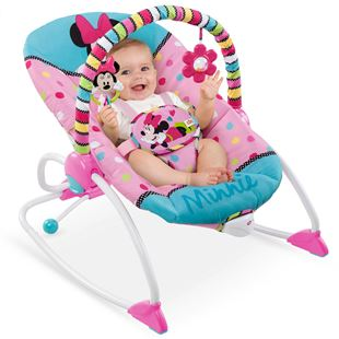 Disney Minnie Mouse Peek-A-Boo Rocker