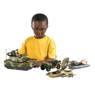 The Corps Elite Combat Strike Vehicle Set