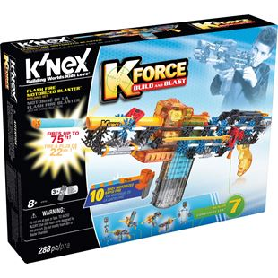 K'NEX K-Force Flash Fire Motorised Blaster