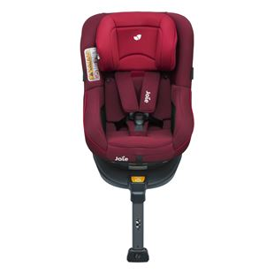 Joie Spin 360 Group 0+ Car Seat Red with ISOFIX Car Seat Base
