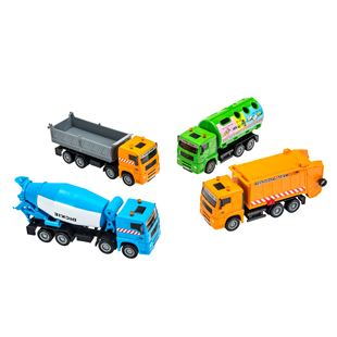 City Team Vehicle Collection - Assortment