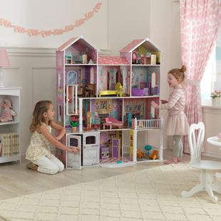 Country Estate Doll House